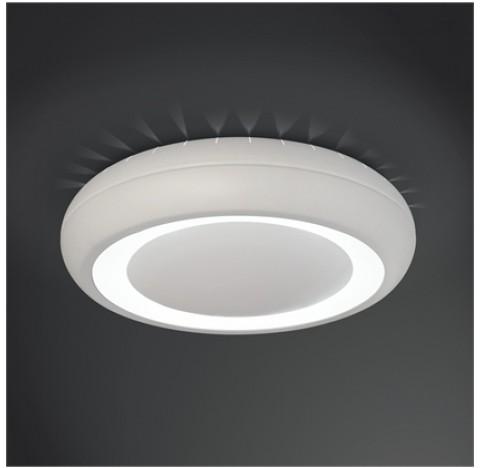 PLAFON Usina Design REDONDO VENUS LUX 4168/60 Sala Estar Cozinhas Quartos 4 E27 Ø 600X100