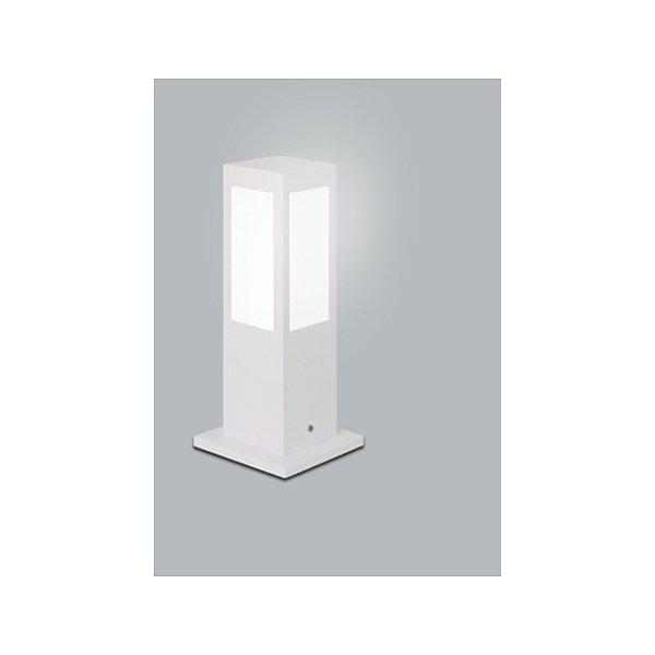 POSTE Usina Design QUADRADO JARDIM ALBERINO 5510/30 Amb. Externo 1 E27 115x115x300