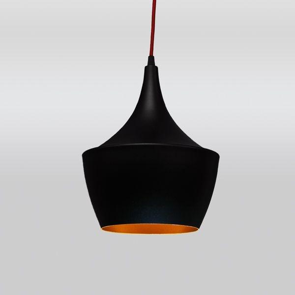 Pendente Golden Art Papey Sino 1/2 Esfera Suspenso Metal Preto 32x25cm 1x Lamp. E27 110v 220v Bivolt T9058-C Balcões Cozinhas