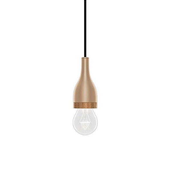 PENDENTE Klaxon Iluminação PALAIS Vertical Pendurado 5,5 cm x 11 cm x 5,5 cm