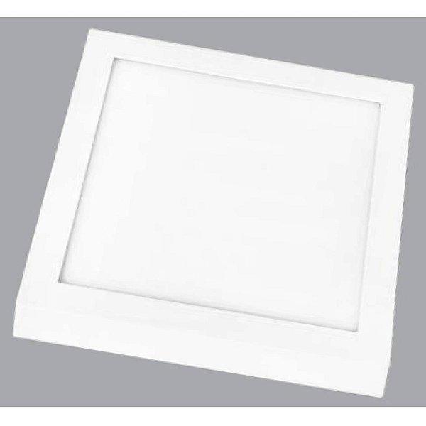 PLAFON Bella Ilumy SOBREPOR Quadrado DL100CW 30x30 Branco SMART  6000K LED 24W