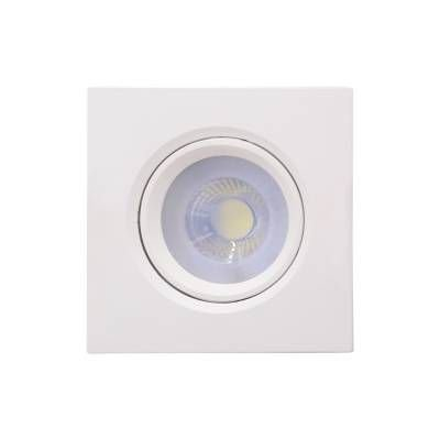 SPOT Bella Ilumy EMBUTIDO POLI DL127MD 3W  LED A4xL7,5xC7,5  Branco