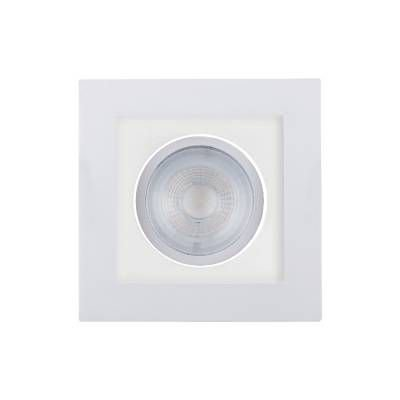 SPOT Bella Ilumy EMBUTIDO POLI DL128BR 5W LED A5,3xL10,2xC10,2 Branco