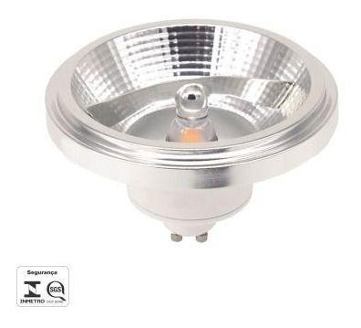 LAMPADA Bella Ilumy LP009A LED AR111 14W C/FONTE DIMERIZAVEL