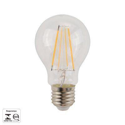 LAMPADA Bella Ilumy FILAMENTO DE LED E27 4,8W 480LM 2700K BIV LP186C