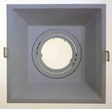 SPOT Bella Ilumy NS970 EMBUTIDO Recuado  Quadrado GEO 1XAR70 Branco