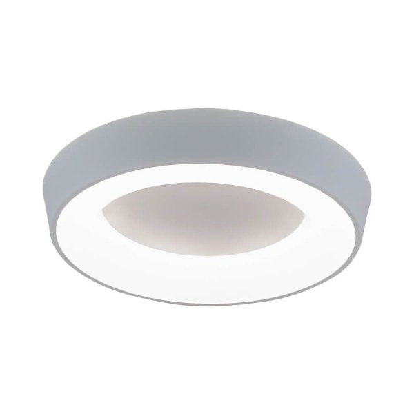 PLAFON Newline NLN 581LED4 APOLLO Redondo Clean 25,2W 4000K Luz Fria 127/220V DIAM. 470X85MM