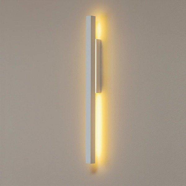 ARANDELA Newline NLN 655LED3 FIT LED Perfil Moderna 16W 3000K Luz Quente 127/220V 25X61X580MM