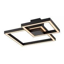 PLAFON Newline NLN 701LED3 FIT LED Perfil Moderno 58,8W 3000K Luz Quente 127/220V 535X535X132MM