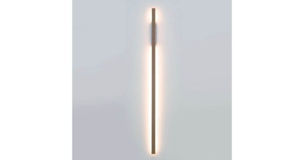 ARANDELA Newline NLN FIT LED Perfil Moderno Linear 657LED4MD 32W 4000K Luz Fria 127/220V 25X61X1140MM