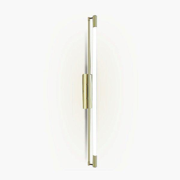 Arandela Golden Art P1900-120 SLIM TuboLed 120 cm Tubular Moderna