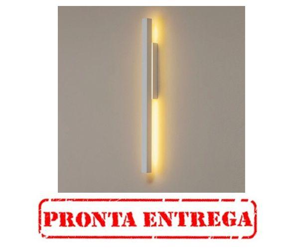 Pronta Entrega / ARANDELA Newline NLN 655LED3 FIT LED Perfil Moderna 16W 3000K Luz Quente 127/220V 25X61X580MM