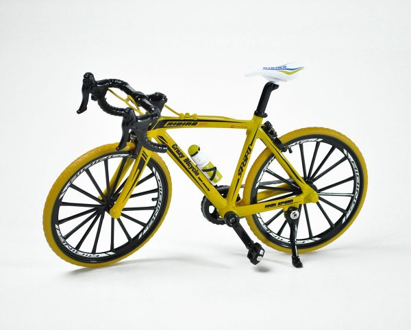 Miniatura Bike Speed - Amarela