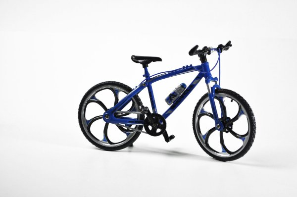 Miniatura Bike MTB - Azul