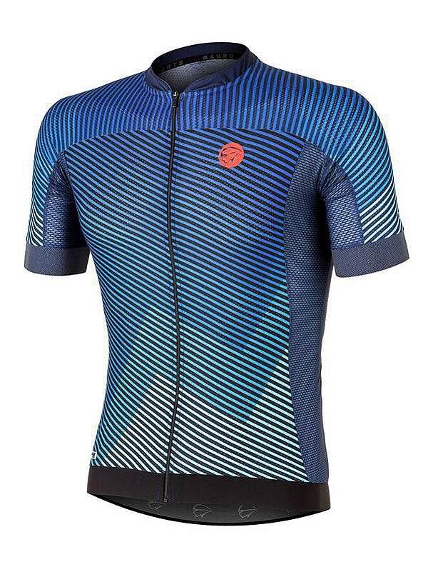 Camisa ciclismo masculina Mauro Ribeiro PLAIN azul