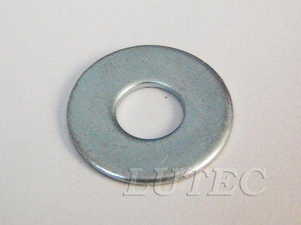 Arruela Lisa M3 Zincada (Embalagem 100 peças)