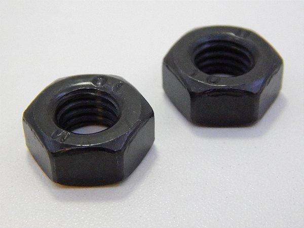 Porca Sextavada M6 Aço Classe 10 (Embalagem 50 peças)