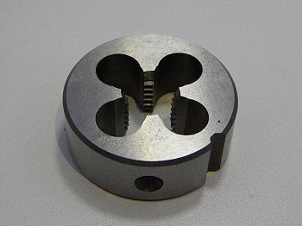 Cossinete Aço Rápido HSS M8 X 1,25 DIN 223-B - OSG