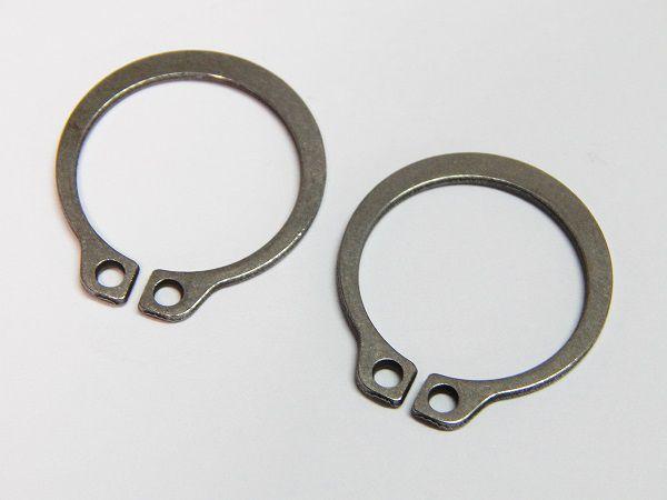 Anel Elástico Eixo 501.008 8mm DIN471 Inox (Embalagem 20 Peças)