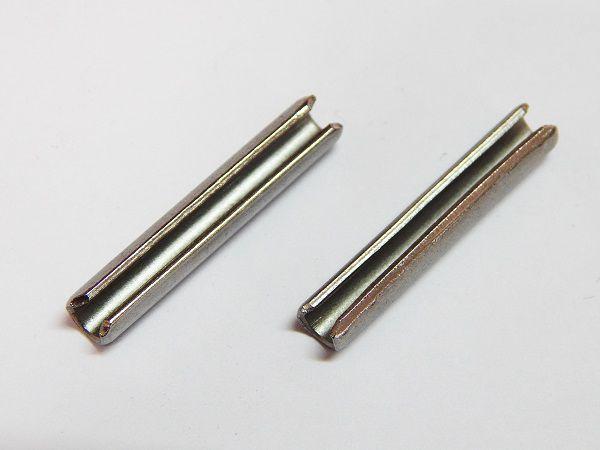 Pino Elástico DIN1481 Ø4 x 20 Inox (Embalagem 10 peças)