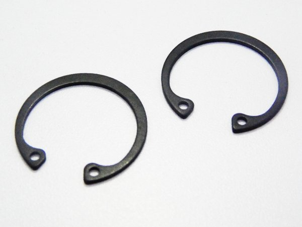 Anel Elástico Furo 502.030 30mm DIN472 (Embalagem 25 Peças)
