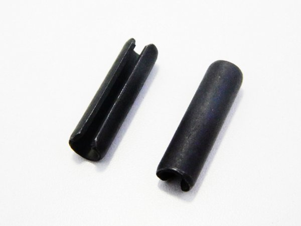 Pino Elástico DIN1481 Ø6 x 26 Aço Mola (Embalagem com 20 Peças)