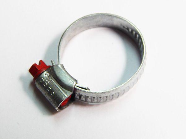 Abraçadeira Regulável MAB Suprens Aço Carbono 12-16mm Fita 9,0mm (Embalagem 10 peças)