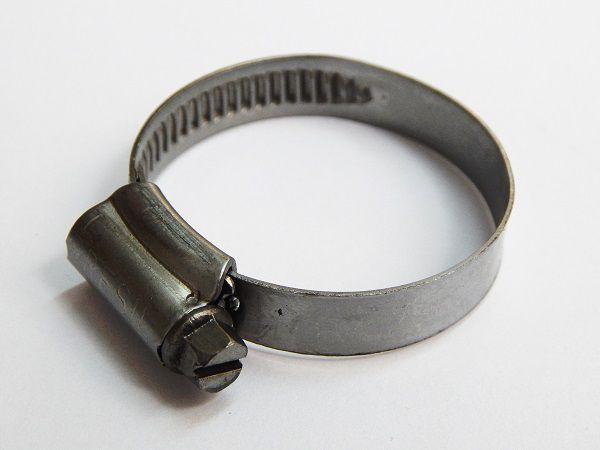Abraçadeira Regulável PIF Suprens Inox 22-32mm Fita 9,0mm (Embalagem 4 peças)