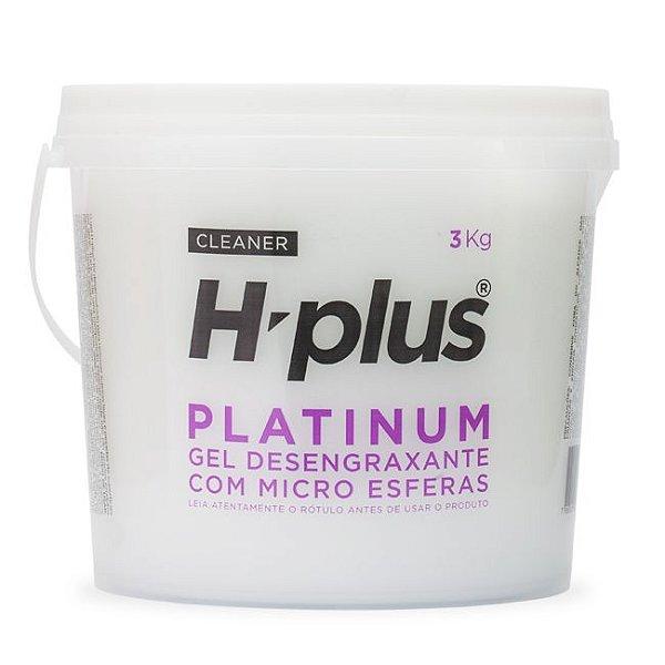 Gel Desengraxante H-Plus Platinum 3 Kg