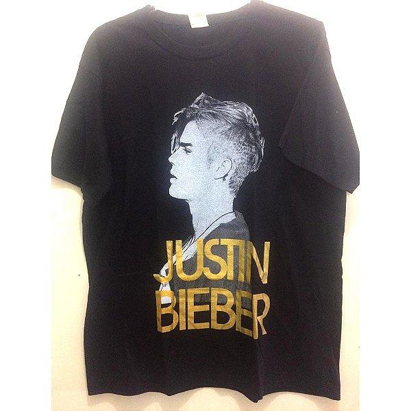 Camiseta M Preta - Justin Purpose