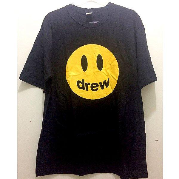 Camiseta GG Preta - Smile