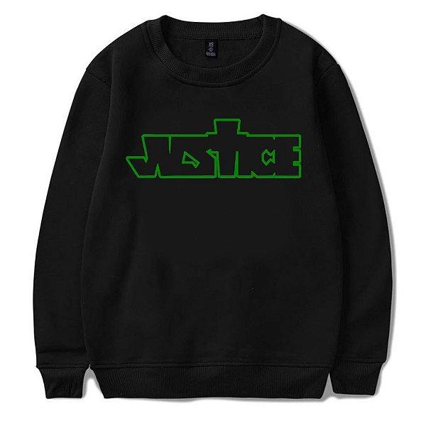 Moletom Justin Bieber básico - Justice