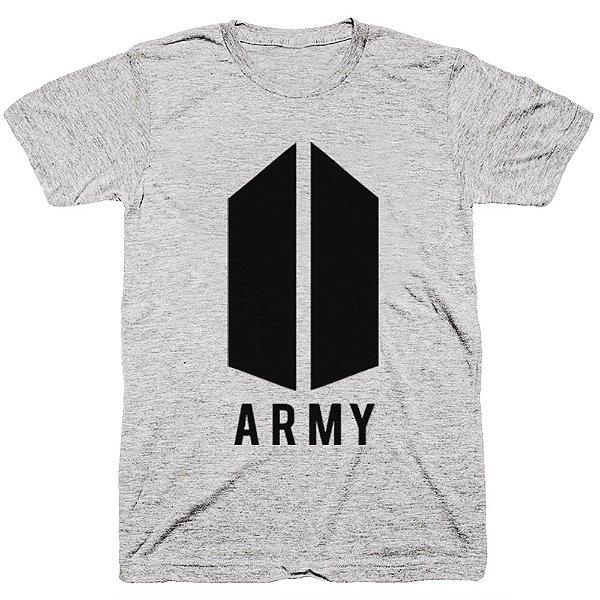 Camiseta BTS ARMY -