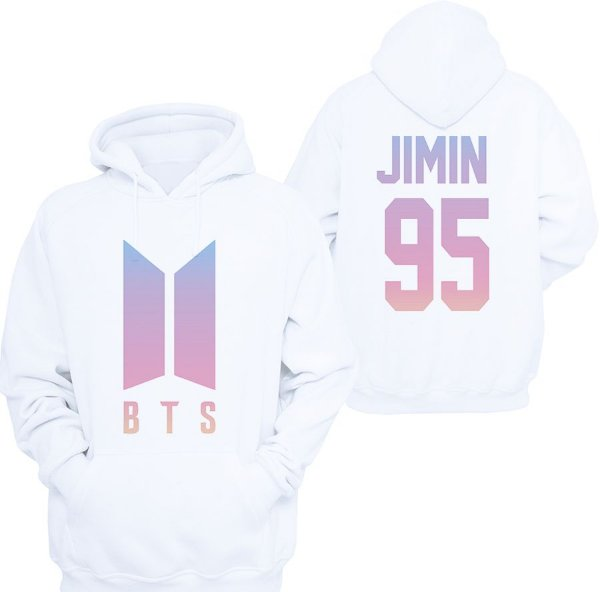 Moletom BTS - Team Jimin