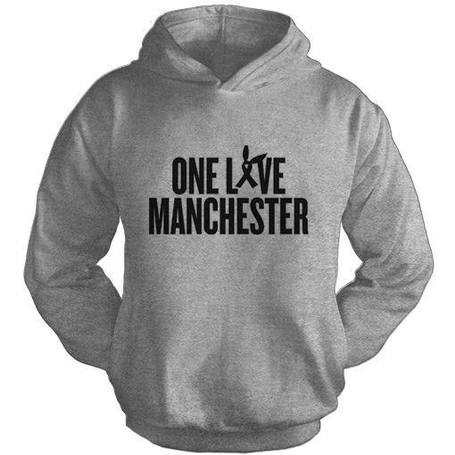 Moletom Ariana Grande - One Love Manchester