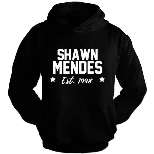 Moletom Shawn Mendes - Est. 98