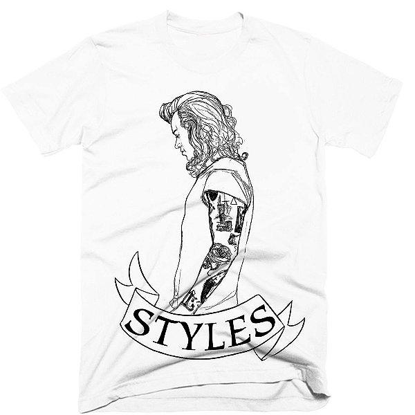 Camiseta One Direction – Harry Styles