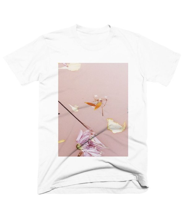 Camiseta Rosa Harry Styles - tour 2