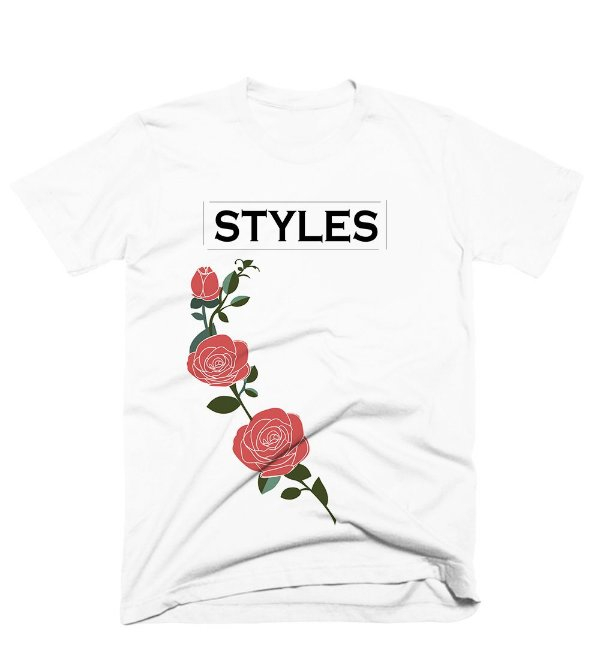 Camiseta Harry Styles – Modelo 3