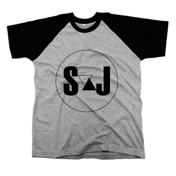 Camiseta Raglan Sandy e Junior - Nossa História 03-