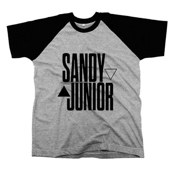 Camiseta Raglan Sandy e Junior - Nossa História 04