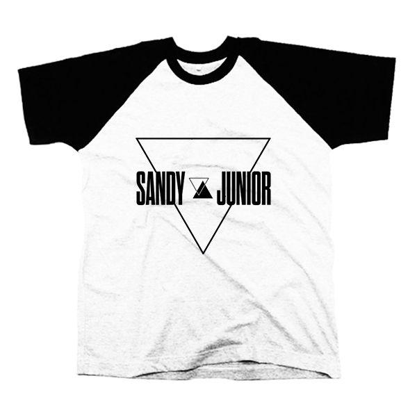 Camiseta Raglan Sandy e Junior - Nossa História 05