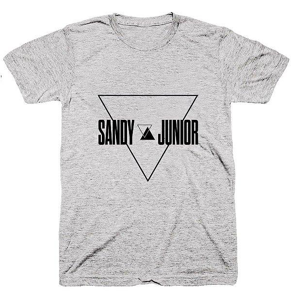 Camiseta Sandy e Junior - Nossa História -