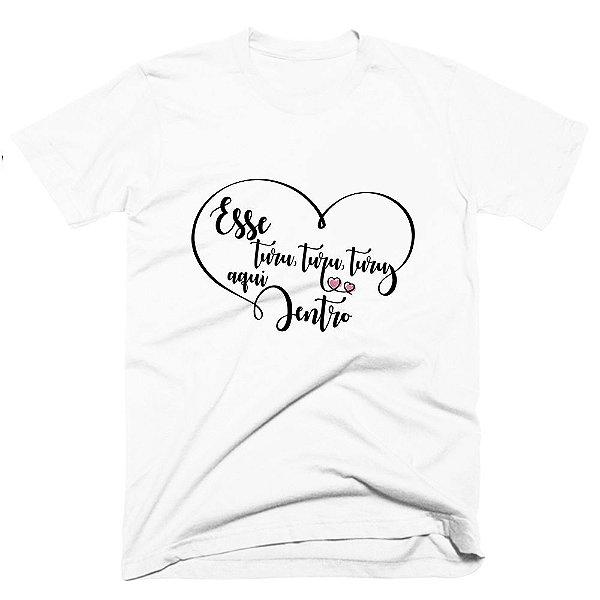 Camiseta Sandy e Junior  - Turu Turu