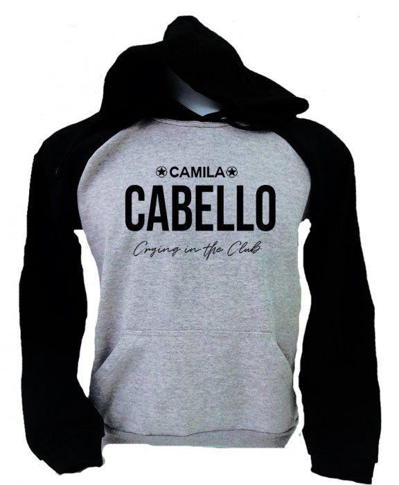 Moletom Camila Cabello – Crying in the Club