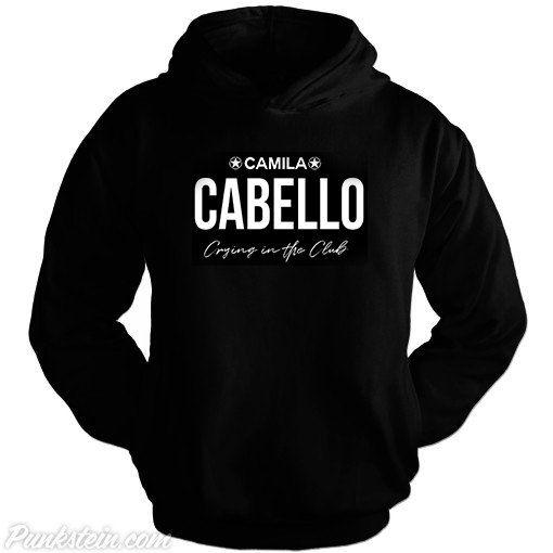 Moletom Camila Cabello – Crying
