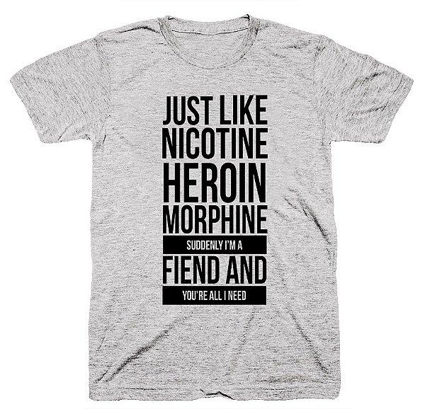 Camiseta Camila Cabello – Never Be The Same