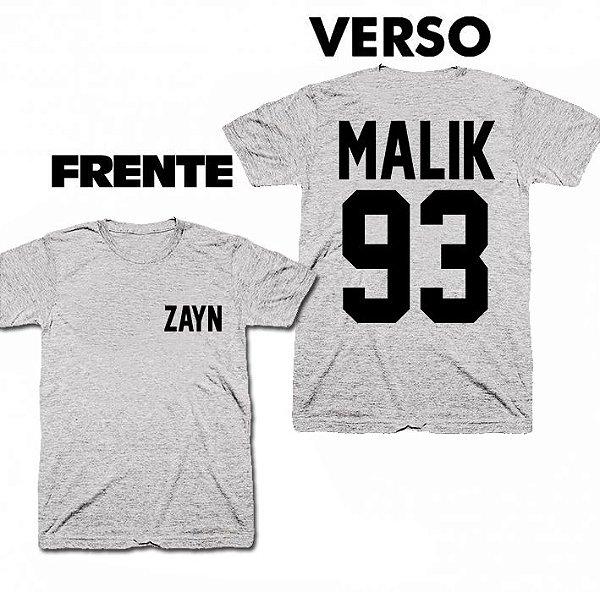 Camiseta Zayn – Team Malik