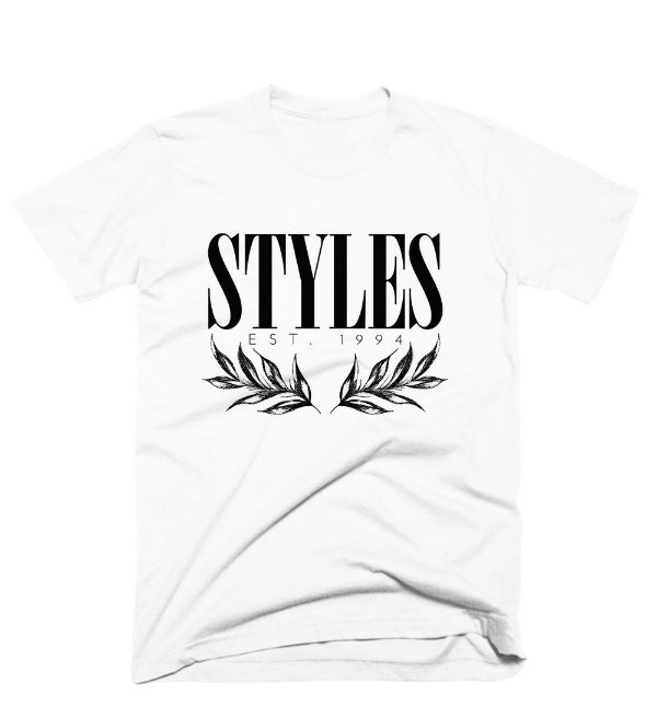 Camiseta One Direction – Styles