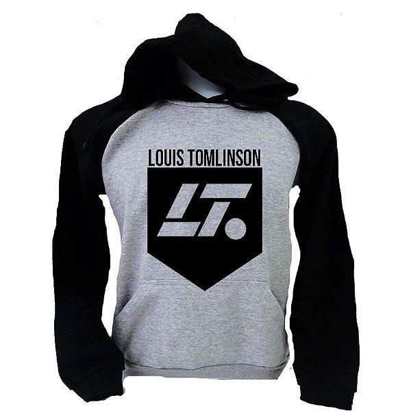 Moletom Raglan Louis Tomlinson – Logo 1